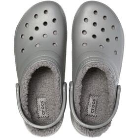 Crocs Classic Lined Crocs, slate grey/smoke